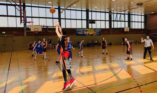 U14 gewinnt Thüringer Ausscheid